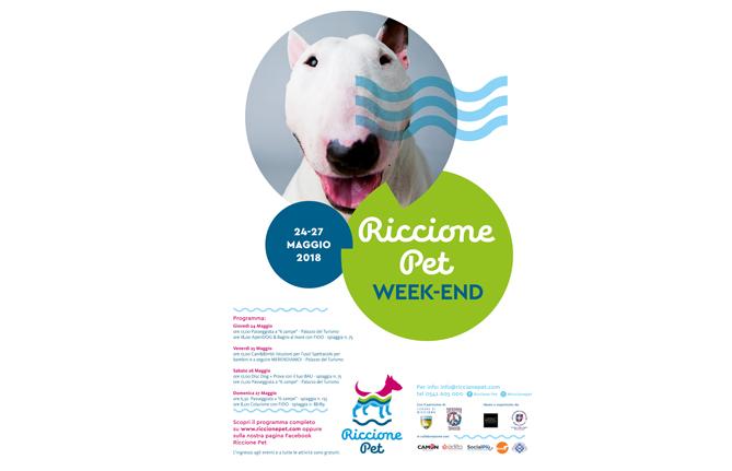 Riccione Pet Week End da giovedì 24 a domenica 27 maggio 2018